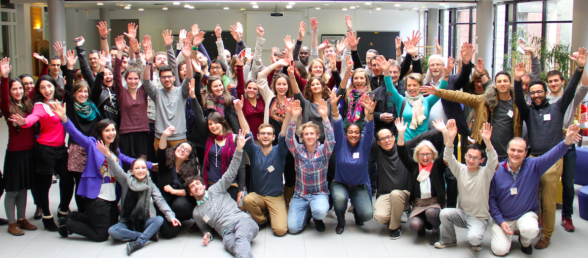 Groupe journee Wikipedia - Changer le monde en 2 heures